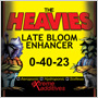 Heavies bloom enhancer (nutrient)
